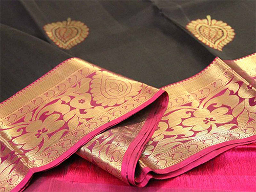Stylish Silk Saree