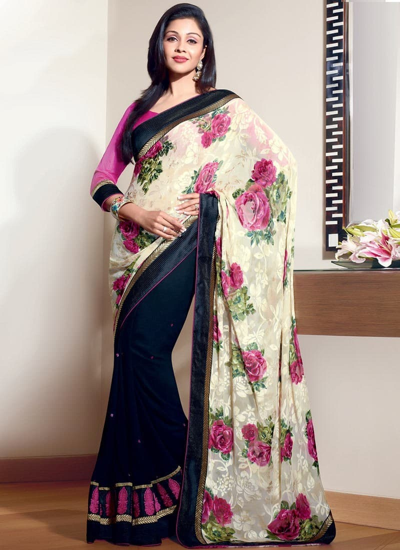 8 Saree Trends