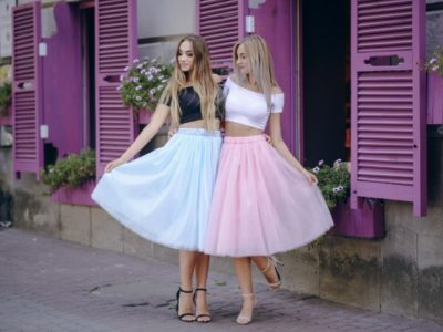 Voluminous Skirts