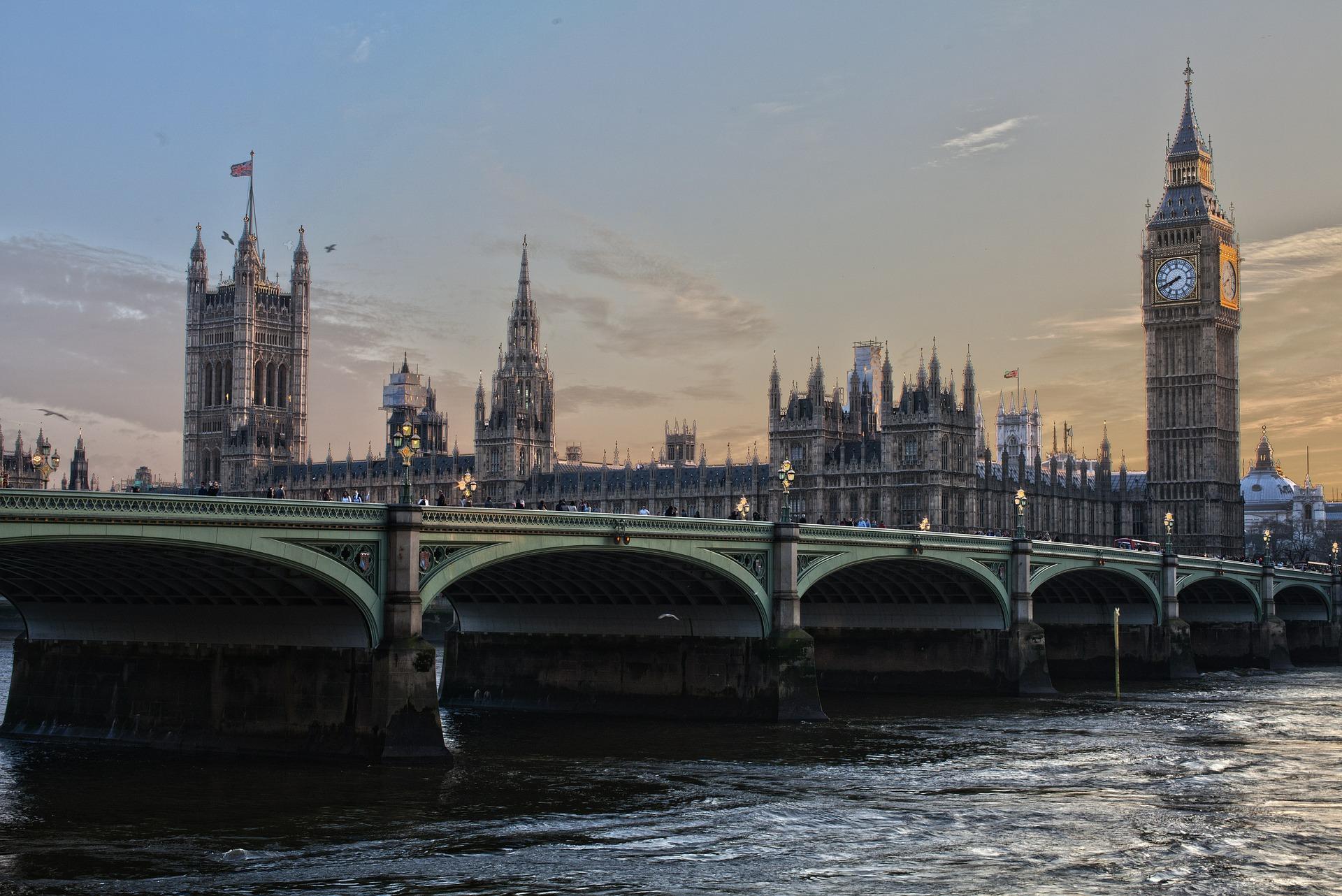 London, England, shopping cities