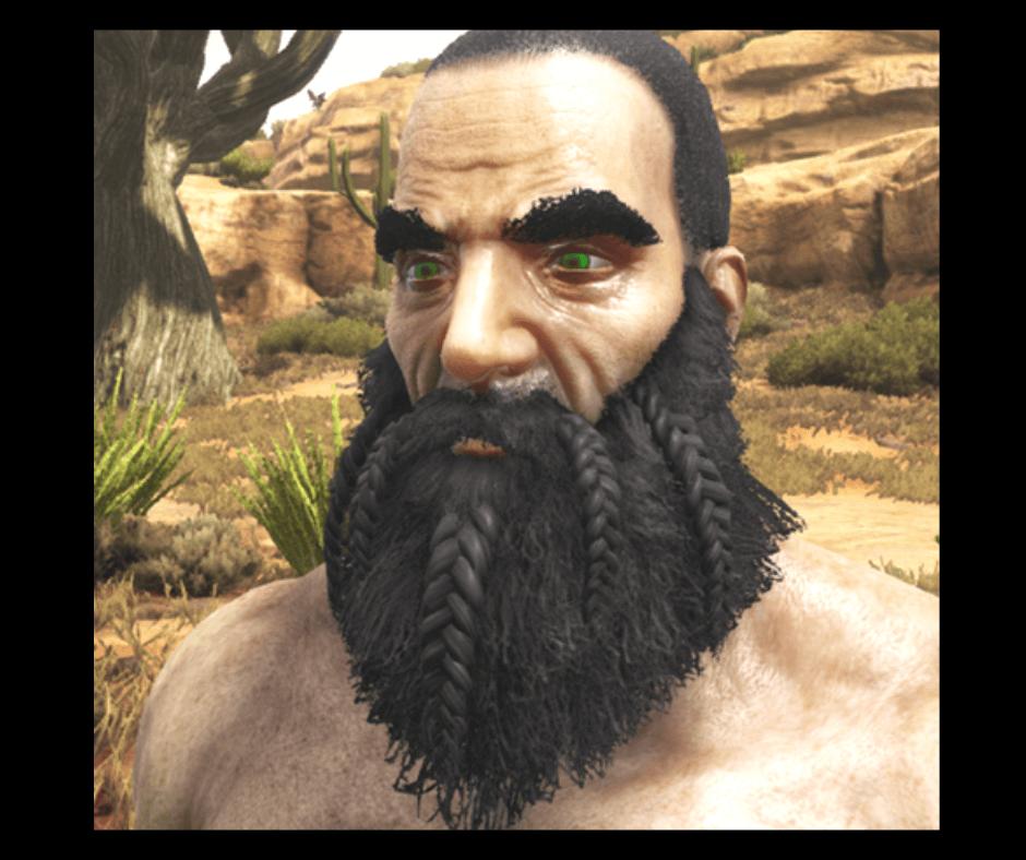 Viking Beard Facial Hair