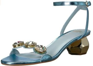 Frances Valentine Women's Beatrix Heeled Sandal