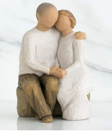 Willow Tree Anniversary, Sculpted Hand-Painted Figure-image